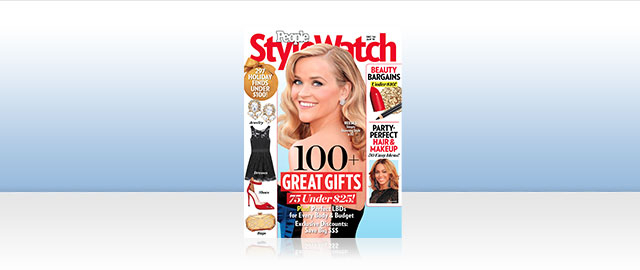 People StyleWatch coupon