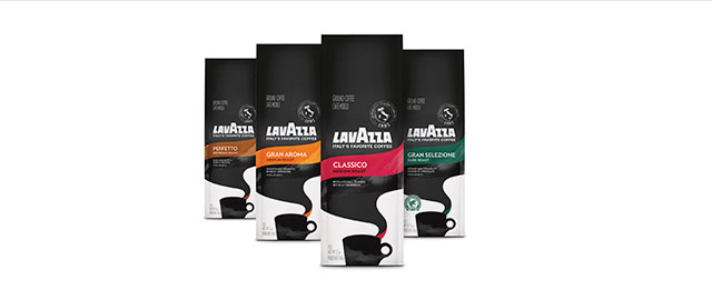 Select Lavazza Coffee blends coupon