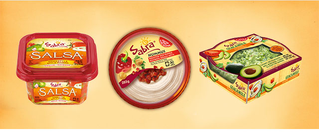 Sabra Hummus, Salsa or Guacamole coupon