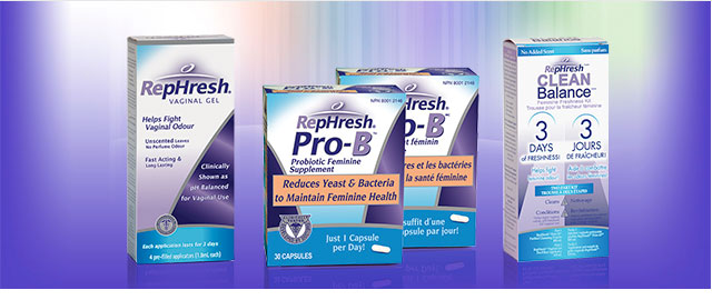 Select RepHresh products coupon